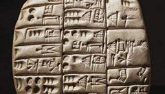 Vědci dokončili slovník mrtvých jazyků
