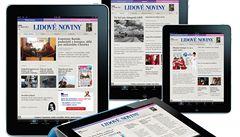 Apple v Evropě zdražuje, Lidové noviny ceny drží