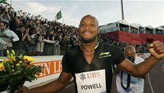 Hvězdný sprinter Powell na MS vynechá stovku