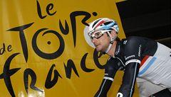 Dopoval. Cyklista Fränk Schleck dostal roční distanc