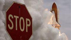Poslední pouť raketoplánu do vesmíru