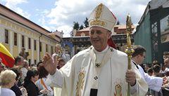 Na Velehradě se sešly tisíce poutníků k oslavám sv. Cyrila a Metoděje
