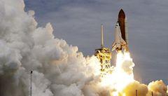 Atlantis odstartoval. Ukončí éru raketoplánů