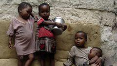 V Africe je největší sucho za 60 let. Lidé trpí hlady