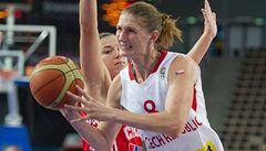 Basketbalistky čeká boj o bronz. Utkají se s Francií