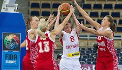 Rusky nás rozebraly, shodly se basketbalistky