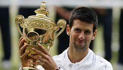 Nový král Djokovič ovládl Wimbledon