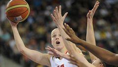 Basketbalistky bez medaile. Titul slaví Rusky