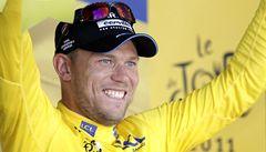 V čele Tour je Hushovd, Kreuziger klesl na 92. místo