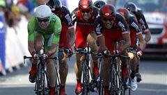 Čtvrtou etapu Tour vyhrál Evans před Contadorem