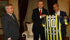 Šéf Fenerbahce Yildirim byl odsouzen za ovlivňování výsledků