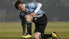 Messi se poprvé stal nejlepším sportovcem Argentiny