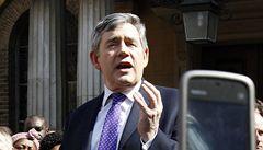 Británie se může bez reformy zhroutit, říká expremiér Brown. K neshodám vede i nespokojenost ve Skotsku