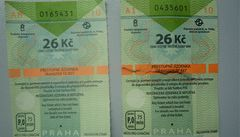 Praha ukončila podezřelou smlouvu na jízdenky