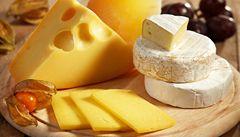 Sýry prospívají zdraví. Cholesterol po nich prý neroste