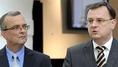 Koalice odložila daňovou reformu, stravenky zůstávají