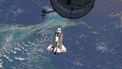 Astronauti vystoupili do kosmu. Naposledy