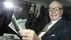 Australané vnímají mediálního magnáta Murdocha za ohrožení demokracie. Petice proti němu připomínala hackerský útok