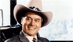 Zemřel Larry Hagman, známý jako J.R. Ewing ze seriálu Dallas