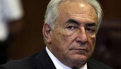 Odejde od soudu Strauss-Kahn bez trestu?