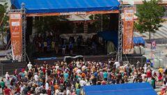 Festivaly v zajetí rozmarného počasí