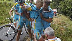 Vinokurov ukončil po hrozivé nehodě kariéru