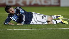Messi Argentinu nespasil, vypadla ve čtvrtfinále