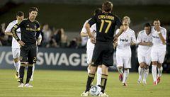 Real Madrid přehrál Beckhama a spol. 4:1