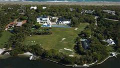 Luxusní nápady bohatých sportovců: hala, golf, ring...