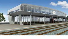 Ocel a sklo. Podívejte se na nová nádraží