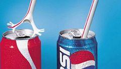 Coca-Cole se daří, Pepsi se jí směje