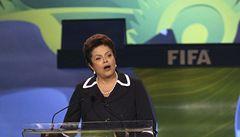 Fotbalové finále Brazílie vs. Argentina si přejí i prezidentky. Proč?
