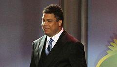 Ronaldo váží 118 kg. Od konce kariéry nesportuju, říká