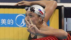 MS v plavání: skvělá Závadová, padl další světový rekord