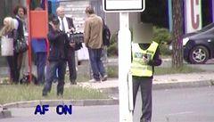 Policisté si přivydělávali u filmařů, jdou před soud