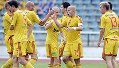 Dukla přestřílela Budějovice a slaví první výhru v lize