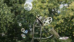 Stroj na bubliny se dostal do knihy rekordů