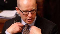 Rath má právo na návrat do sněmovny, zmínil na sjezdu Sobotka