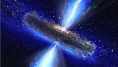 Objev: Nejvzdálenější vesmírná zásobárna vody
