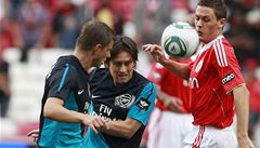Rosický je se svou rolí v Arsenalu spokojený