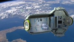 Pokoj s výhledem na Zemi. Vzniká vesmírný hotel