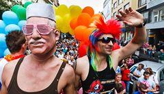 Průvod homosexuálů? Už jsem jasně negativní názor vyjádřil, řekl Klaus