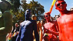 D.O.S.T.: Chceme chránit 'normální lidi' před homosexualizmem