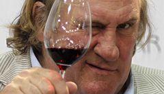 Depardieu se stěhuje do Belgie. Jsou tam nižší daně
