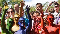 Ruský homofobní zákon vyvolává vášně. Obdobné normy však jsou i v USA