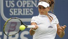 Cetkovská je ve 2. kole US Open, Benešová a Strýcová vypadly