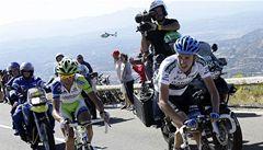 Cyklista Nibali ovládl Tirreno. Kreuziger na desítku nedosáhl