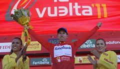 Překvapivý průběh Vuelty: po horské etapě vede mladík Mollema