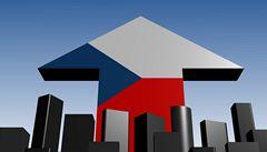 Česká ekonomika se dostává z recese, HDP vzrostl o 0,7 procenta