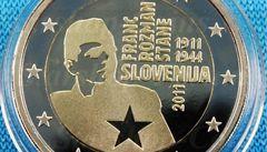 Nacionalisty naštvala mince s partyzánem